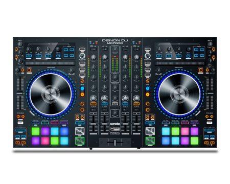 DENON DJ MC7000 DJ KONTROLLER