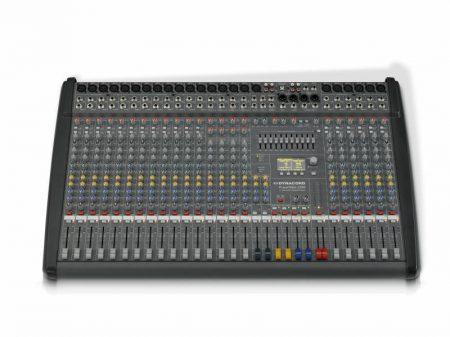 DYNACORD POWERMATE 2200-3 POWER MIXER