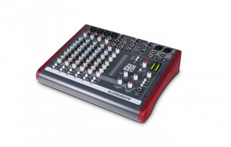 ALLEN & HEATH AH-ZED1002 4MIC-2ST-USB KEVERŐ