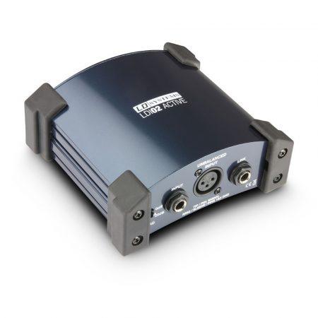 LD SYSTEMS LS-LDI-02 AKTÍV DI-BOX