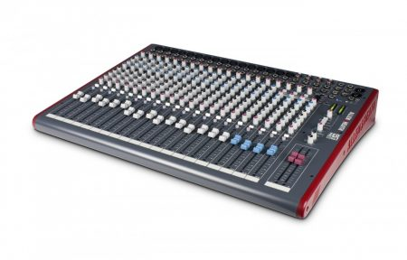 ALLEN & HEATH AH-ZED2402 16MIC-4ST-4AUX-USB KEVERŐ