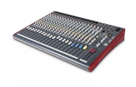 ALLEN & HEATH AH-ZED22FX 16MIC-3ST-4AUX-USB-FX KEVERŐ