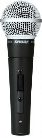 SHURE SM 58-SE MIKROFON